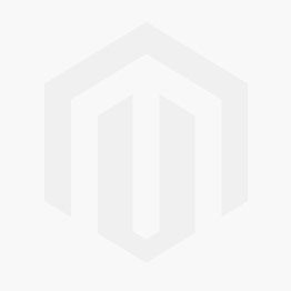Mid-height bed white/beech legs