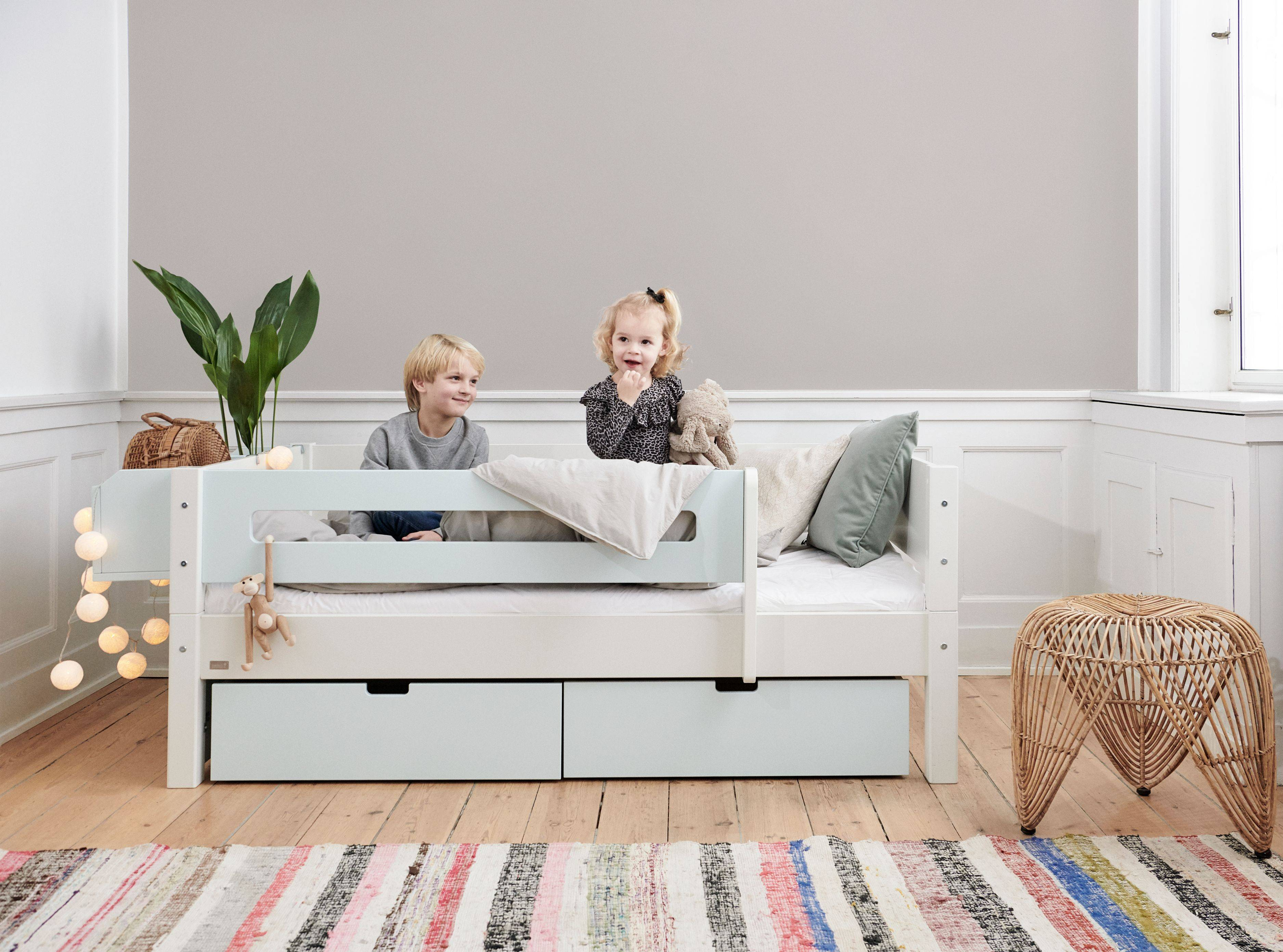 Manis-h MIMER Children's bed with drawers